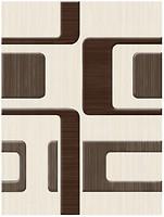 Golden Tile декор Вельвет бежевый 25x33 (Л61311)