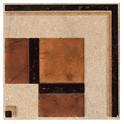 Cristal Ceramica грес (керамогранит) угол Pisa Beige 15x15