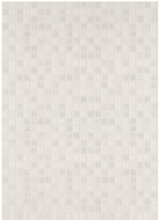 БерезаКерамика плитка настенная Квадро белая 25x35