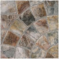 Rondine Group грес (керамогранит) Colorstone Peacock Mix 34x34 (J71580)