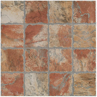 Rondine Group грес (керамогранит) Colorstone Color Red 34x34 (J71576)