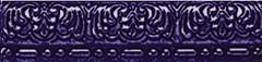 Mainzu фриз Zocalo Moldura Relieve Cobalto 5x20