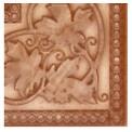 Керамин декор вставка Ибица 9.8x9.8