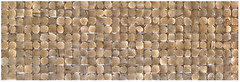 Фото Aparici плитка настенная Coconut Brown Focus 25.1x75.6