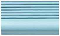 Rako переливная грань POOL GTVDA003 голубой 11.5x19.7