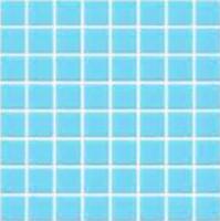 Stella De Mare мозаика стеклянная R-MOS B33 голубая 32.1x32.1