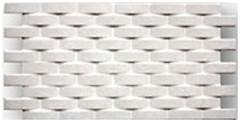 Realonda грес (керамогранит) Lucca Blanco 31x56