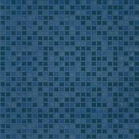 БерезаКерамика плитка напольная Квадро G синяя 42x42