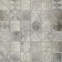 Cersanit грес (керамогранит) БРИСТОЛ (BRISTOL) Мозаик Серый 42x42
