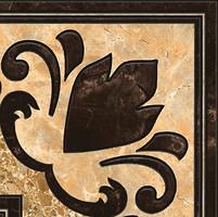 Inter Cerama угол EMPERADOR коричневый 13.7x13.7