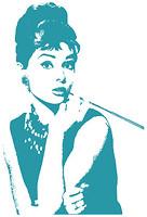 Glozis Audrey Hepburn