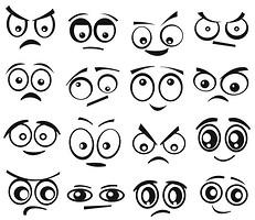 Glozis Funny Eyes
