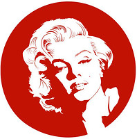 Glozis Monroe стикер