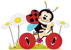 Glozis Ladybug