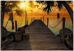 Фото Komar Products Treasure Island 8-918