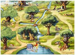 Komar Products Disney 4-453