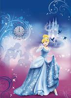 Komar Products Cinderellas Night 4-407