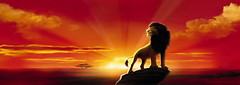 Komar Products The Lion King 1-418