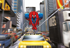 Komar Products Spider-Man Rush Hour 1-425