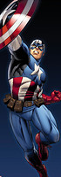 Komar Products Captain America 1-431