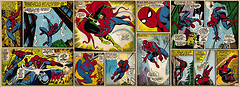 Komar Products Marvel Comic Spider-Man 1-435
