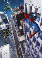 Komar Products Spider-Man and Villains 4-433