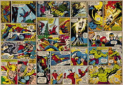 Komar Products Marvel Comic Heroes 8-427