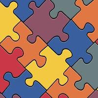 IVC Leoline Bingo Puzzle Colour 50