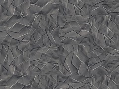 Polyflor Expona Commercial Stone and Abstract Pur Liquorice Parchment (5106)