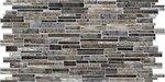 Фото Регул листовая панель 1030x495x4 мм Камень Пластушка серая (ПС1)
