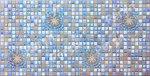 Фото Регул листовая панель 956x480x4 мм Мозаика Медальон синий (33с)