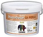 Фото Caparol StuccoDecor Di Perla Gold 1.25 л