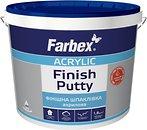 Фото Farbex Acrylic Finish Putty 1.5 кг