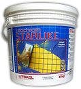 Фото Litokol Litochrom Starlike Экстра белый C470 2.5 кг