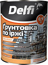 Фото Delfi ПФ-010М по ржавчине 25 кг черная