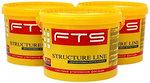 Фото FTS Structure Line силиконовая барашек 1 мм 25 кг