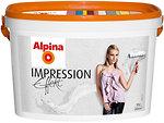 Фото Alpina Impression Effekt 5 л белая матовая