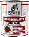 Фото Зебра Народный Мастер ПФ-266 2.8 кг молочный шоколад