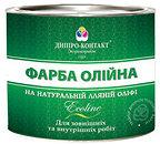 Фото Дніпро-Контакт масляная бирюзовая 2.5 кг
