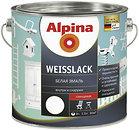 Фото Alpina Weisslack GL 0.75 л белая глянцевая