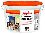 Фото Alpina PremiumLatex 3 E.L.F. B1 10 л