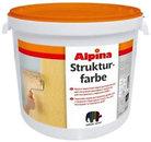 Фото Alpina Strukturfarbe 16 кг