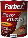 Фото Farbex ПФ-266 желто-коричневая 2.8 кг