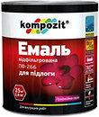 Фото Композит ПФ-266 для пола красно-коричневая 12 кг