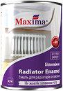 Фото Maxima Эмаль для радиаторов отопления 0.9 кг белая