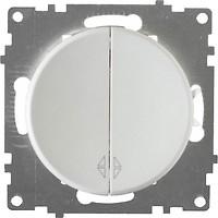 Фото OneKeyElectro Переключатель 1E31601300 двухклавишный