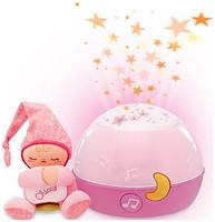 Фото Chicco Ночник-проектор Звезды для девочек (02427.10)