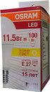 Фото Osram LED Star Classic A60 11.5W E27 2700K FR