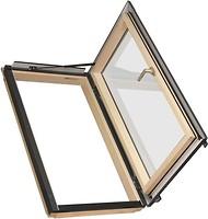 Мансардное окно деревянное Fakro FWR U3 660х1180 1 ств. (пов.) 1-кам.