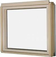 Мансардное окно деревянное Fakro BXP L3 780х950 1 ств. (глухое) 1-кам.